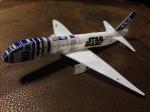 เครื่องบิน ANA star wars R2D2